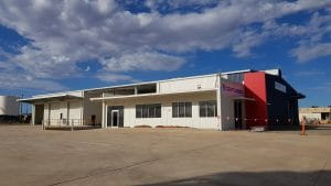 Centurion Logistics and Transport Services new electrical installation