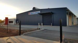 Centurion Logistics and Transport Services building