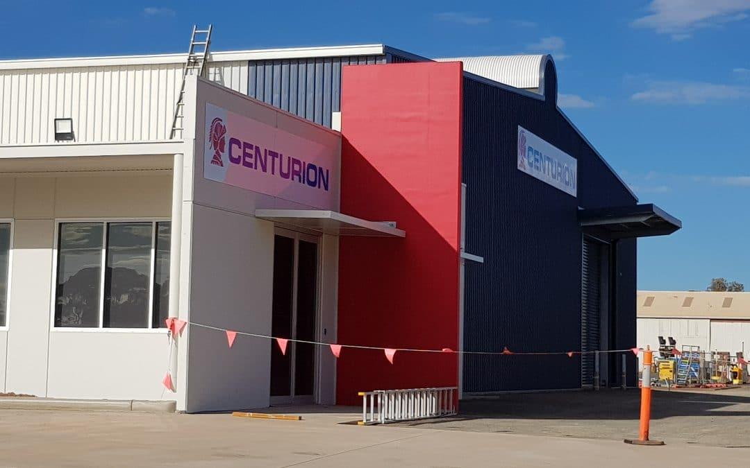 Centurion Logistics & Transport Services – New Electrical Installation