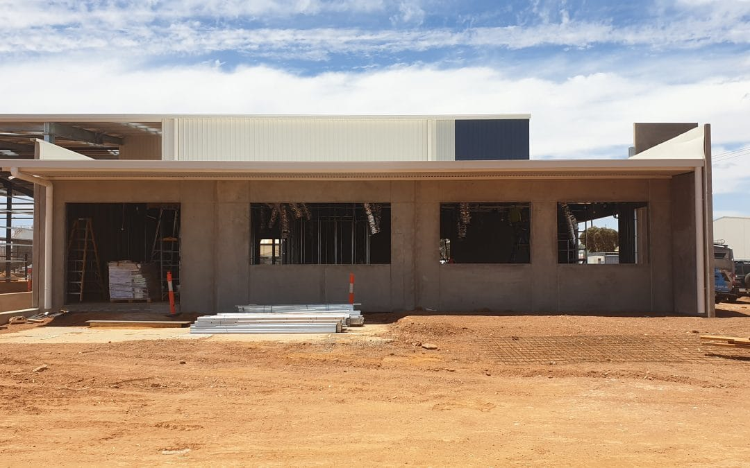 Centurion Logistics & Transport Services – New electrical installation project