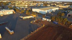 Centurion Logistics and Transport Service electrical installation
