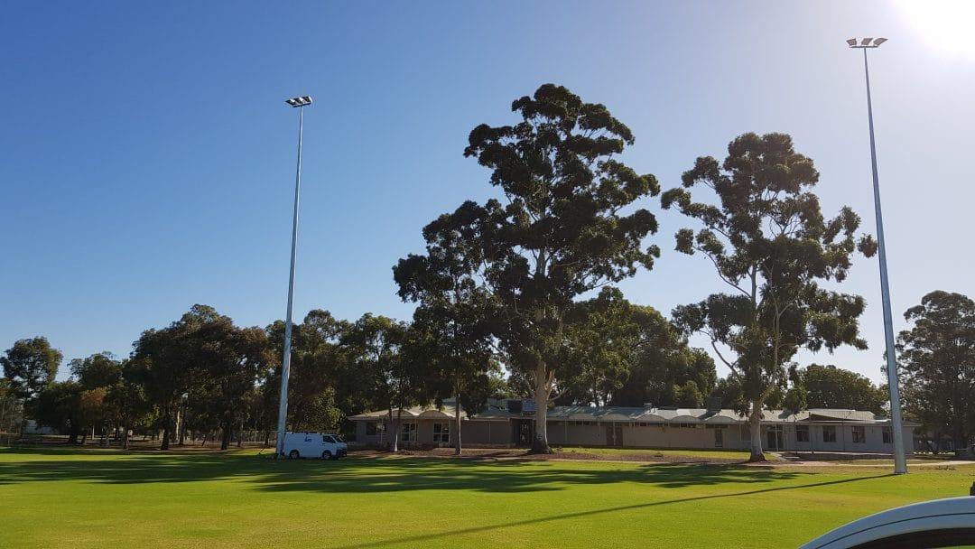 Forster Park Lights Upgrade for Belmont Shire