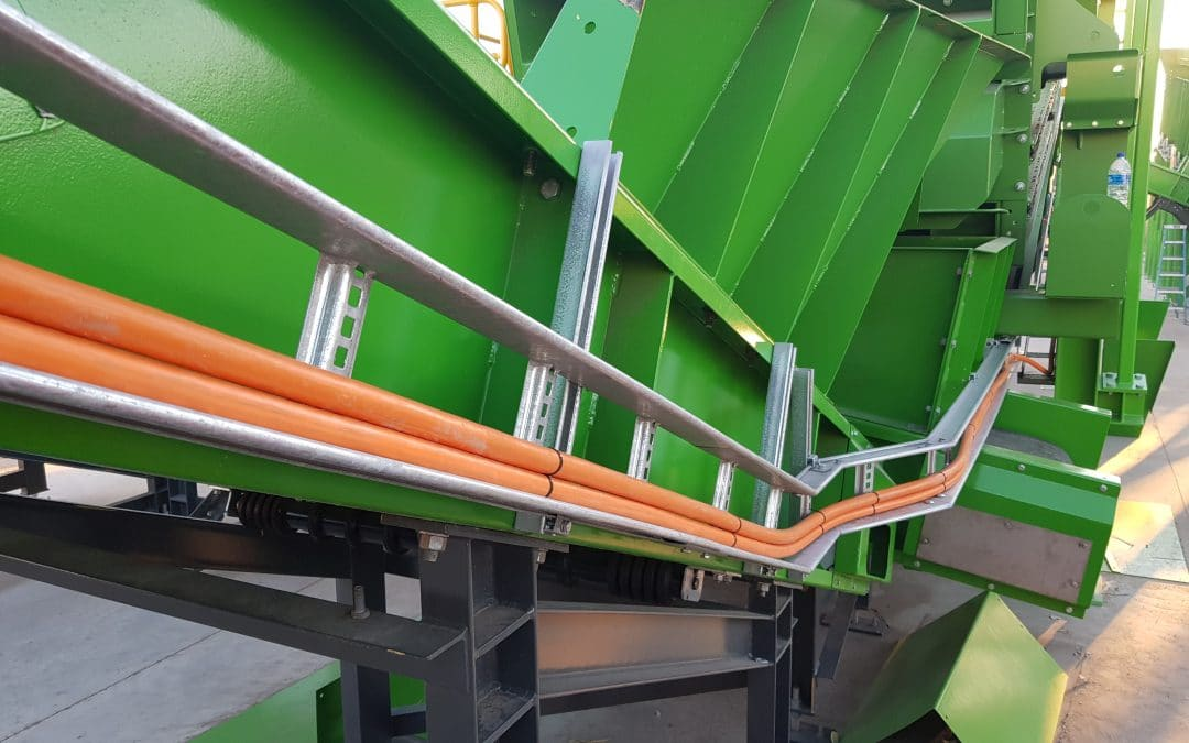 Recycling Plant Installation for Eco Resources